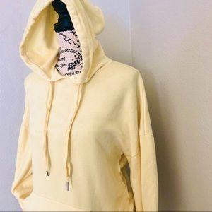 ☀️ Light Yellow Hoodie